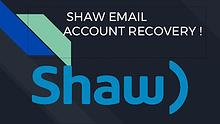Shaw email password reset | support phone number