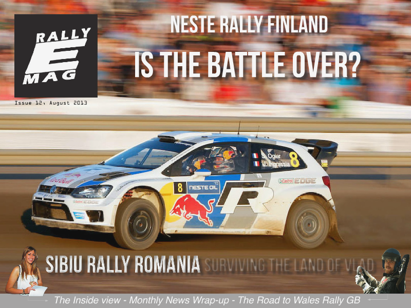 Rally-eMag August 2013