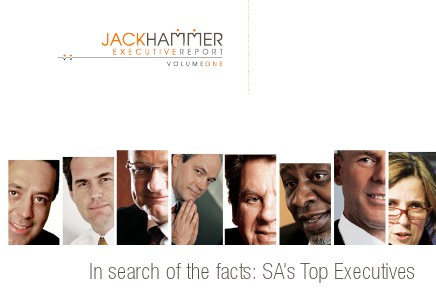 SA's Top Executives 2013 Jack Hammer