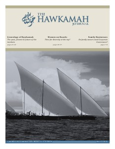 The Hawkamah Journal issue 01/2013