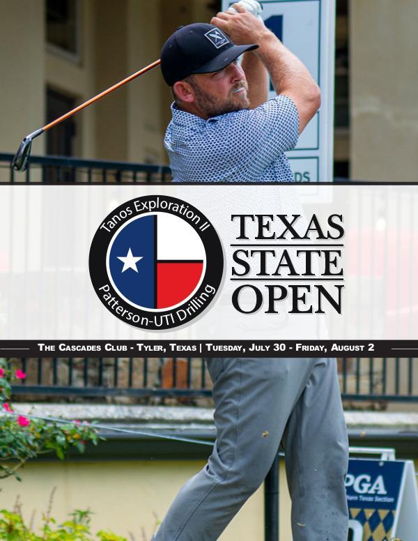 Texas State Open 2019 Summary