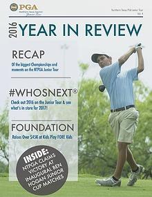 NTPGA Junior Golf Year-In-Review
