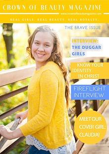 Crown of Beauty Magazine