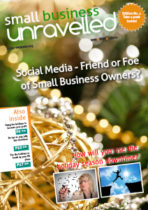 Small Business Unravelled December 2013