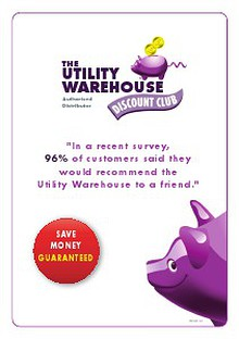 Utility Warehouse Customer Benefits