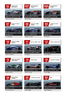 EEC World Endurance Championship
