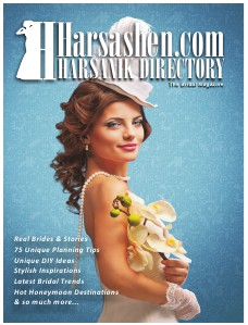 Harsashen's Bridal Magazine ( Issue # 1 ) 2012