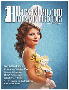 Harsashen's Bridal Magazine ( Issue # 1 )