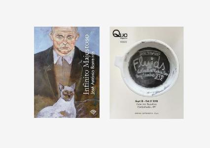 QUO Magazine's collective exhibition