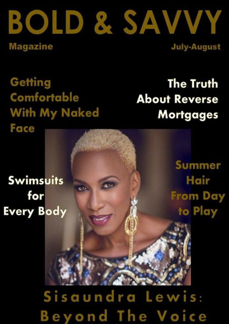 BOLD & SAVVY Magazine July-August