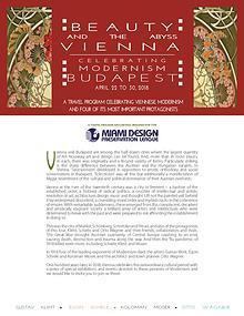 Vienna and Budapest 2018