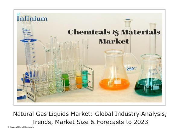 Infinium Global Research Natural Gas Liquids Market Global Industry Analysi