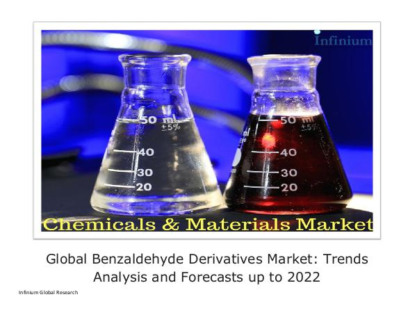 Infinium Global Research Global Benzaldehyde Derivatives Market Trends Anal