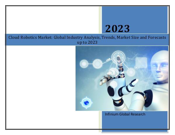 IGR Cloud Robotics Market
