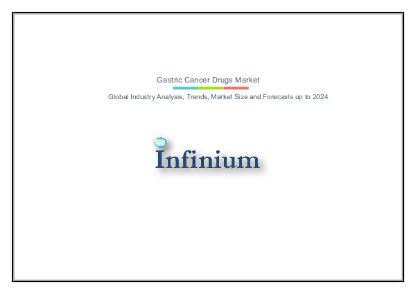 Infinium Global Research Gastric Cancer Drugs Market