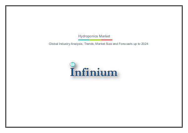 Infinium Global Research Hydroponics Market