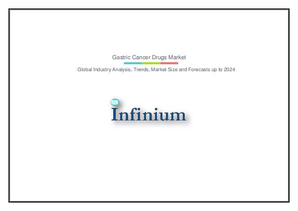 Gastric Cancer Drugs Market