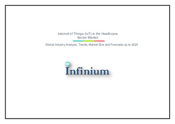 Internet of Things (IoT) in the Healthcare Sector