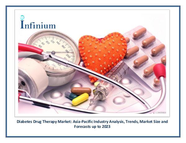 Diabetes Drug Therapy Market