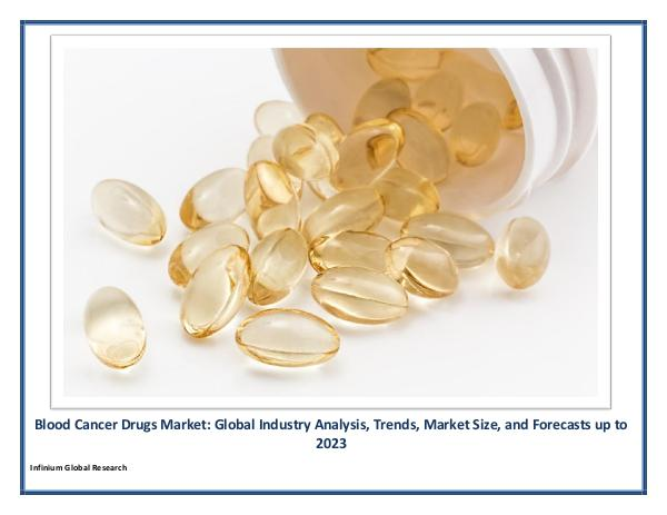 Infinium Global Research Blood Cancer Drugs Market