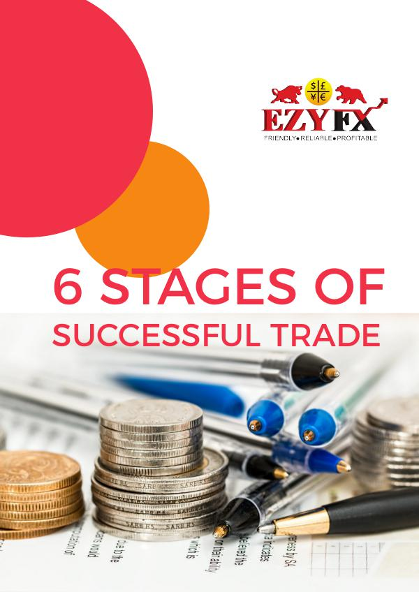 6 Stages of Successful Trade 6 Stages of Successful Trade