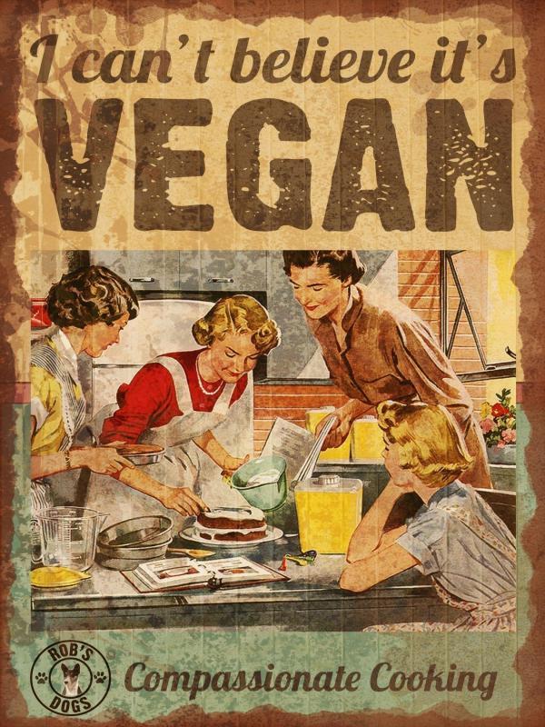 I can't believe it's Vegan Icantbeliveitsvegan