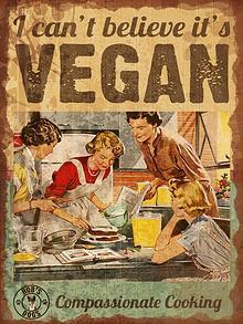 I can't believe it's Vegan