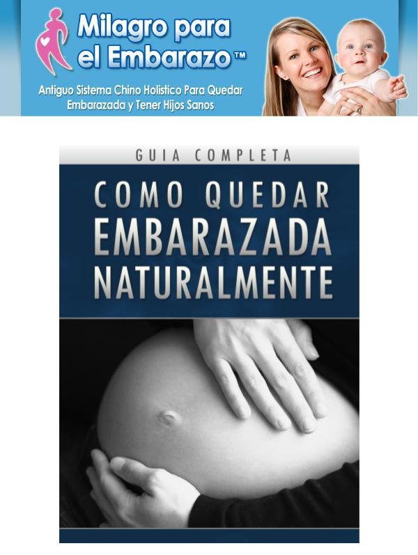 Lisa Olson: Milagro Para El Embarazo PDF / Libro Completo Descargar Milagro Para El Embarazo Gratis