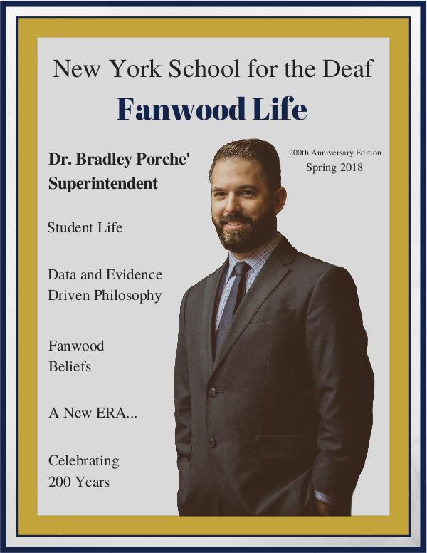 Fanwood Life Magazine Spring 2018