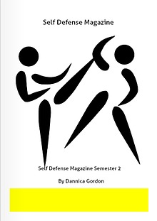 Self Defense Magazine Semester 2