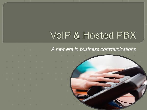 DCS Telecom VoIP & Hosted PBX