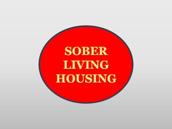 SOBER LIVING HOUSING