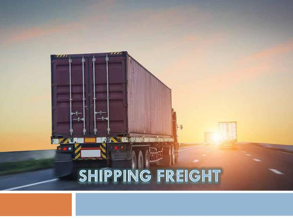 Ontario Container Transport Freight Shipping Tips