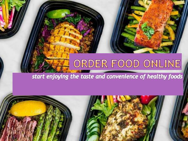 On The Run Order Healthy Food Online