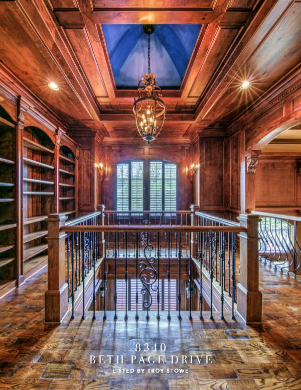 The Pinnacle of Luxury Living 8340 Beth Page Drive