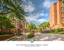 211 Colonial Homes Drive #2402