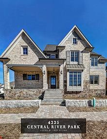 Troy Stowe –4225 Central River Park
