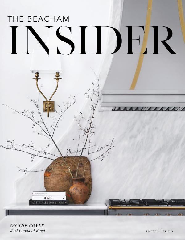 The Beacham Insider: Issue II, Volume IV