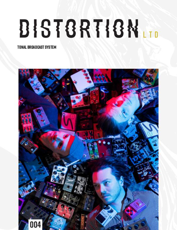 Distortion LTD Issue 004
