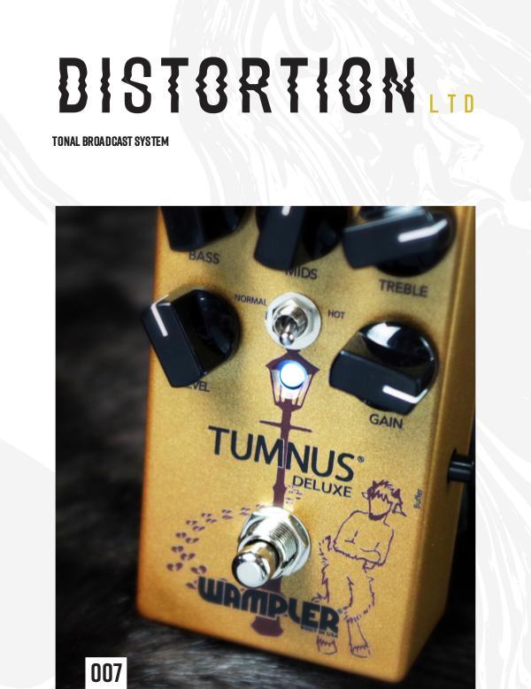Distortion LTD Issue 007
