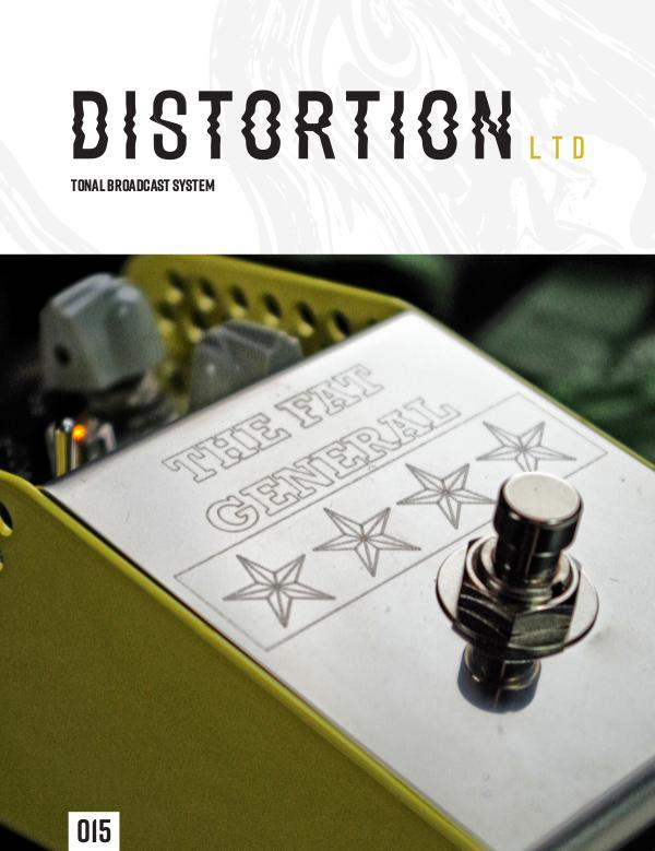 Distortion LTD Issue 015
