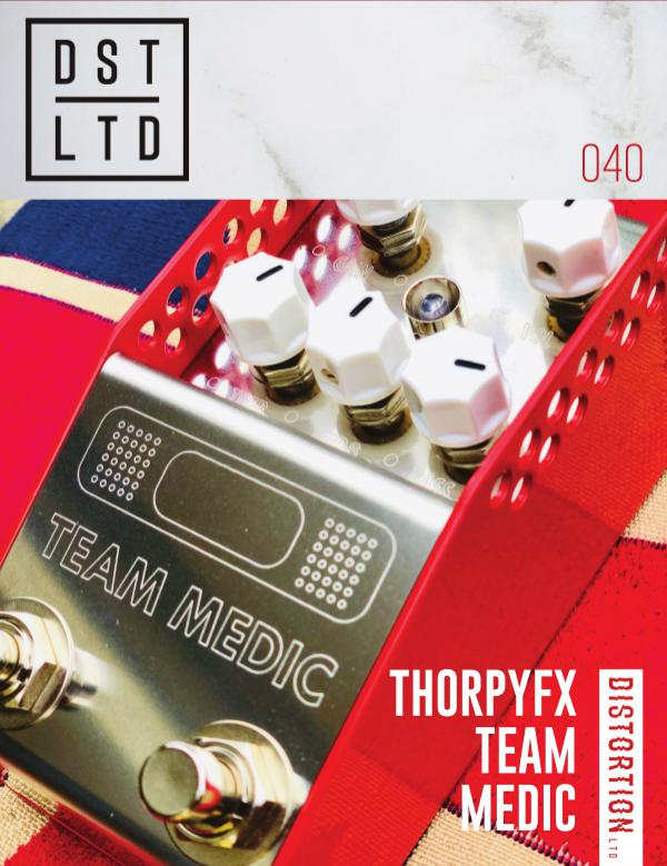 Distortion LTD 40
