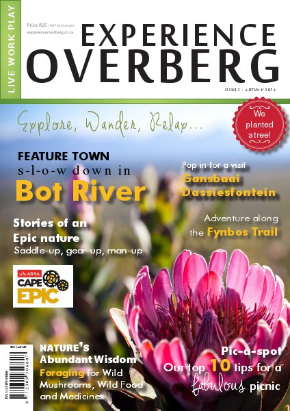Experience Overberg Issue 2 March 2014