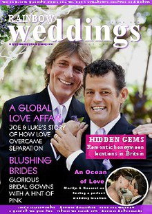 Rainbow Weddings Magazine