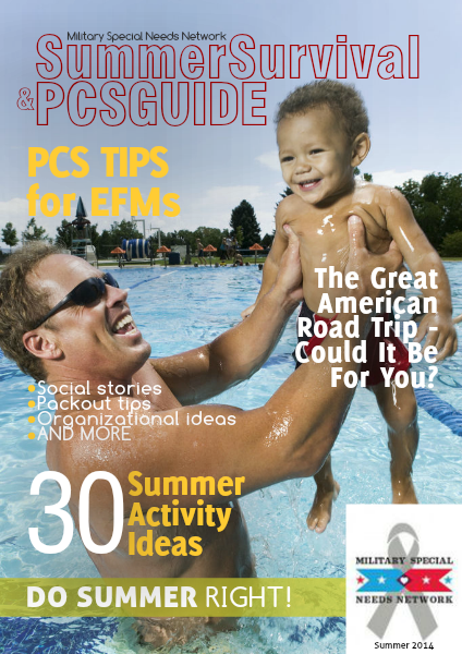 Summer Survival and PCS Tips Jun. 2014