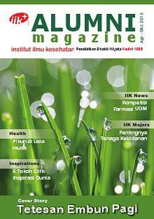 iik Alumni Magazine