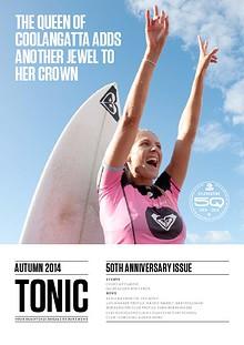 TONIC Autumn 2014 Issue - 50th Anniversary