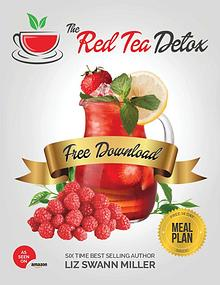 Liz Swann Miller: Red Tea Detox PDF / eBook Free Download