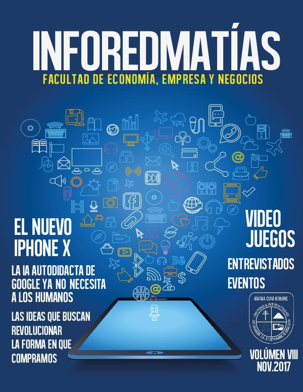 INFOREDMATÍAS volumen 8