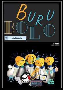 BURUBOLO 1. zenbakia